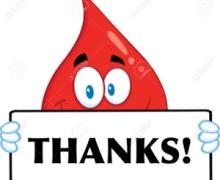 Domenica 9 giugno: giornata della donazione del sangue