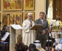 A Sant'Ireneo musulmani e cattolici pregano Maria