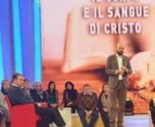 "Don Concetto al ""Diario di Papa Francesco"" su TV2000"