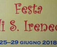 Festa di S. Ireneo: i biglietti vincenti