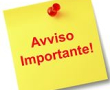 AVVISO VARIAZIONE ORARIO S. MESSE (Aggiornato al 18/11)