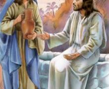 III^ di Quaresima: Scheda per la Preghiera in Famiglia