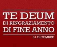 S. Messe del 31/12 – Canto del Te Deum